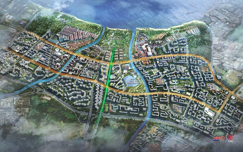 Pasir Ris 8 Location Map 1