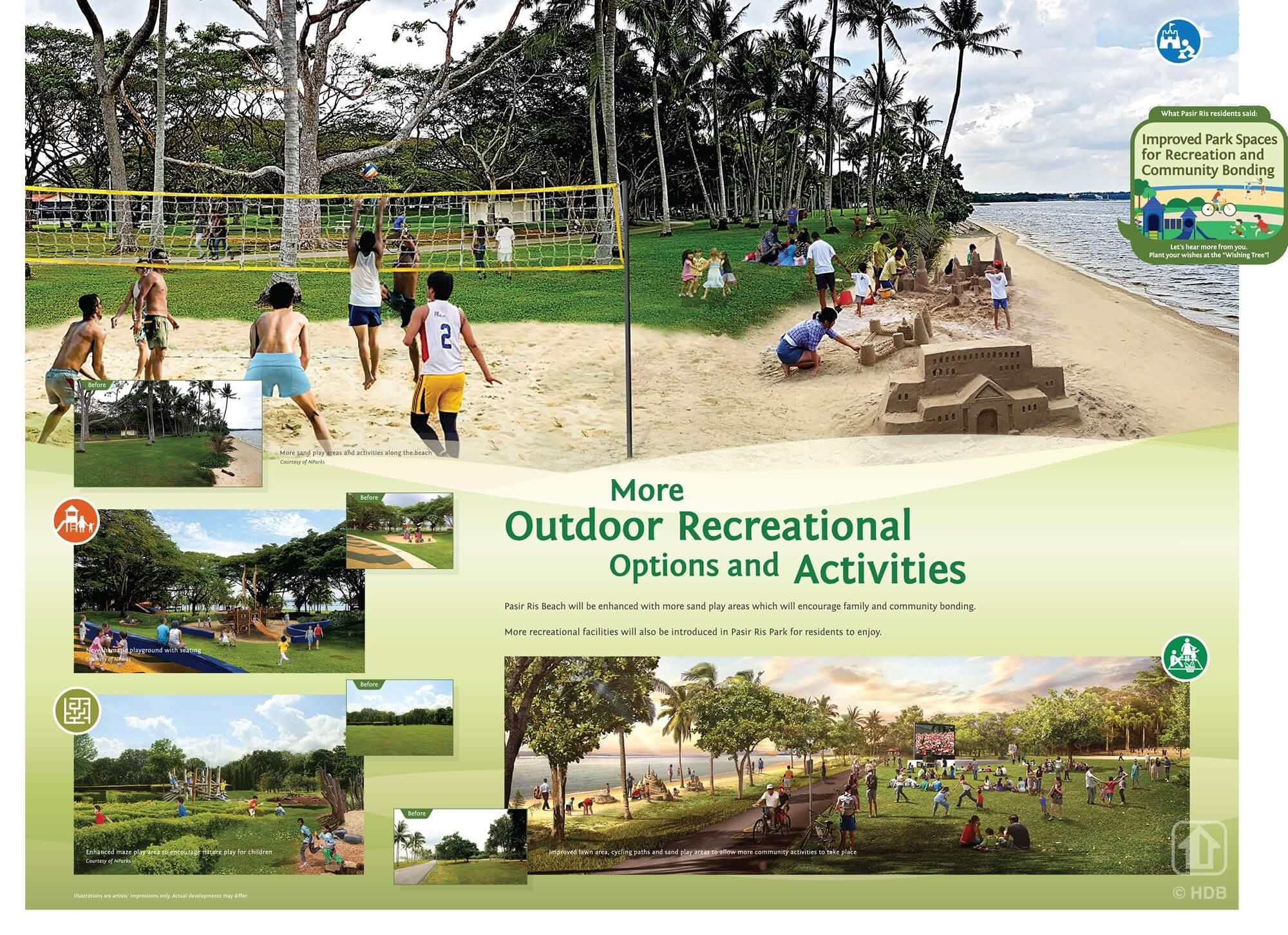 Pasir Ris 8 Outdoor Recreation 1