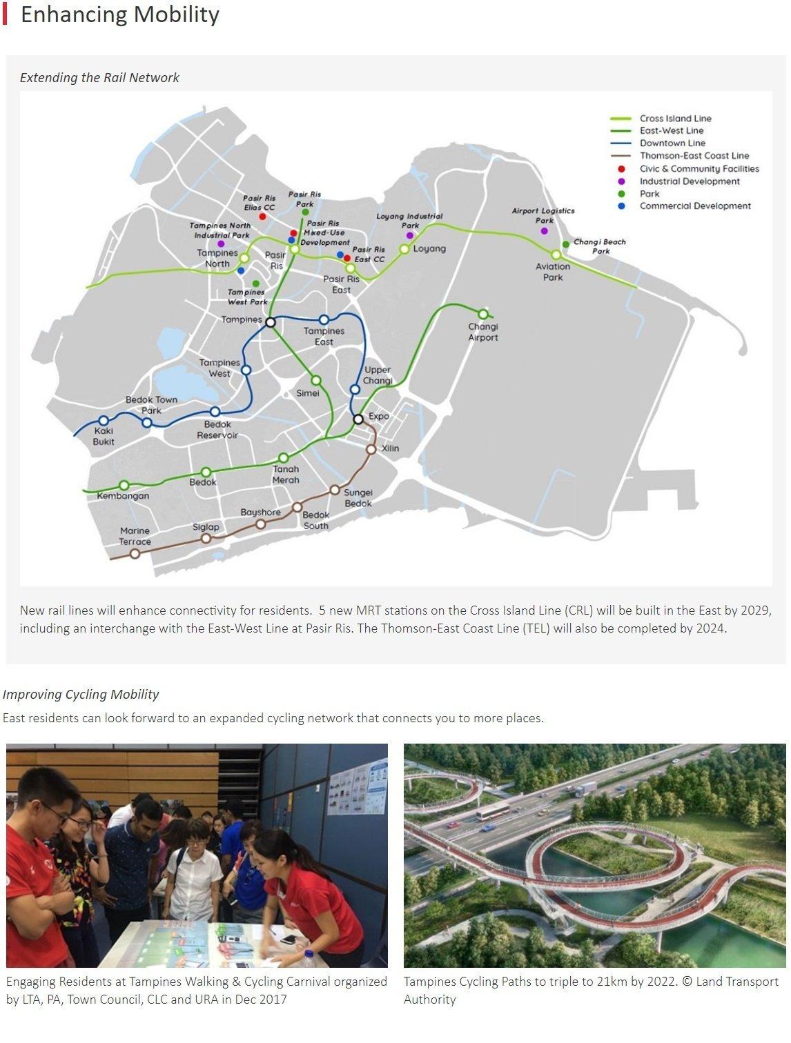 ura masterplan east region 3