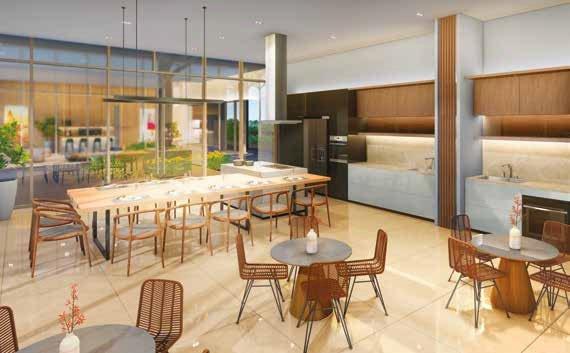 Pasir Ris 8 Gourmet Kitchen