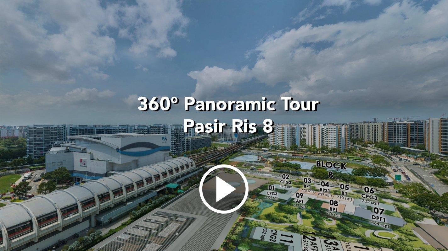 Pasir Ris 8 Panoramic Virtual Tour